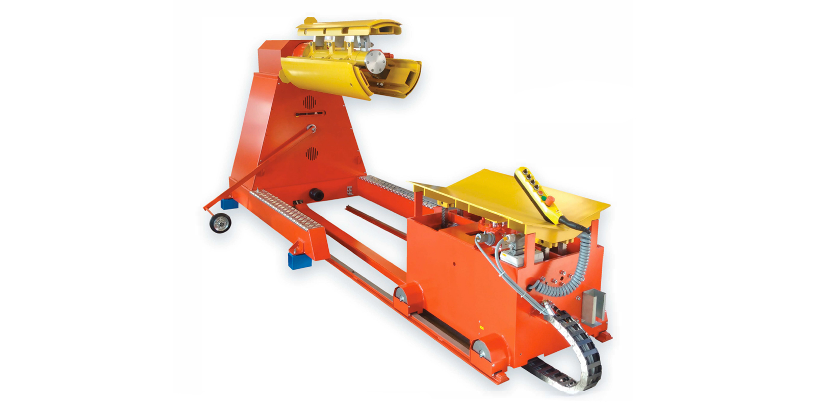 Stolarczky Automatic Decoiler Sheetmetal Machinery Australia