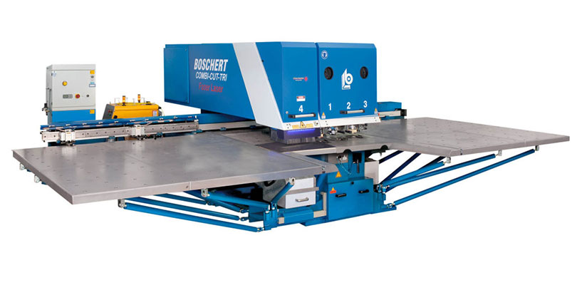 machinery punch laser processing