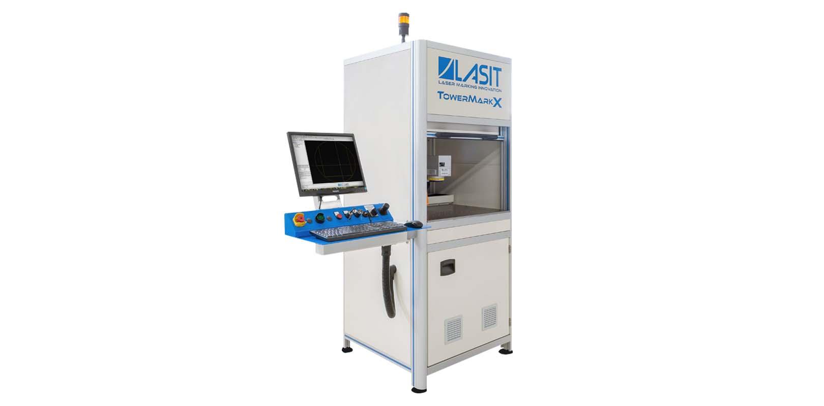 Lasit Towermark X Sheetmetal Machinery Australia
