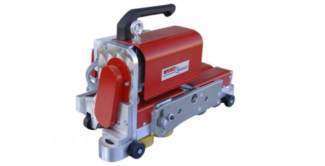 Wuko Rotary Sheet Metal Shears 1010 Sheetmetal Machinery