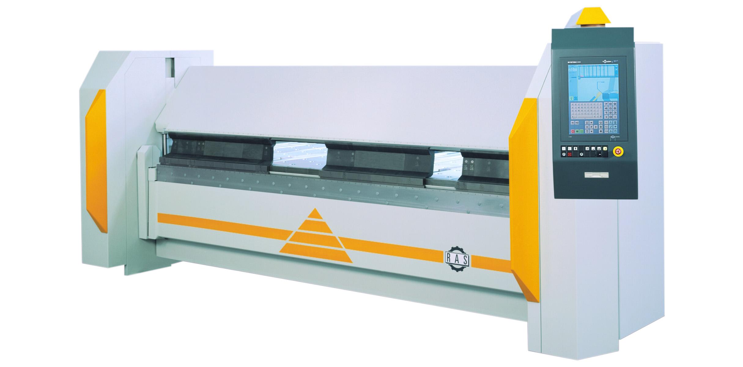 Ras Flexibend Folding Machine Sheetmetal Machinery
