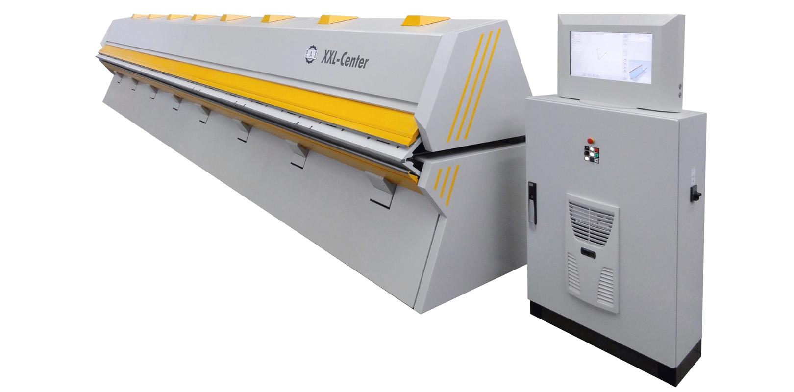 Ras Xxl Center Folding Machines Sheetmetal Machinery